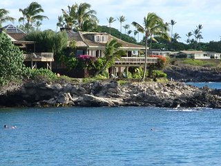Papaua Paradise: Napili West Maui 5 Bedroom Ocean Front!! Amazing Views!