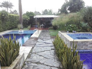 CHALET PISCINA JACUZZY