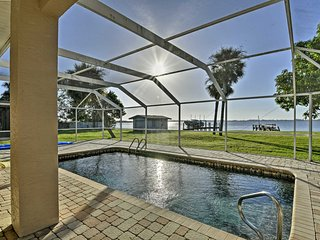 NEW! 3BR Punta Gorda Waterfront Home w/Pool & Dock