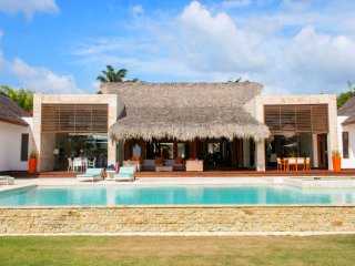 Villa Avantgarde is a sleek and stylish home for your Casa de Campo vacation