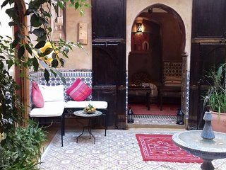 A charming Riad on the heart of the old Median of Marrakech