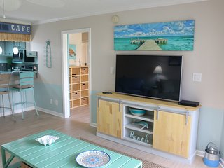 W107- Bright and Fun Beach Themed Condo