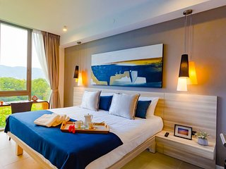 ♥ Oceanstone Bangtao Beach Luxury Apartment (Laguna) 702