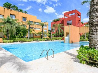 Tranquil Penthouse in Sian Kaan Complex within Playacar