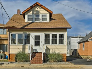 Seaside Heights Home, Walk to Beach & Boardwalk!