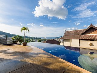 Patong stunning seaview townhouse