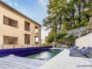 JDV Holidays - Apartment St Fabien, Bonnieux, Luberon, Provence