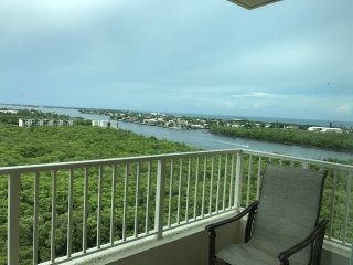 Magnificent sunrise & sunset views from Boynton Beach private condo
