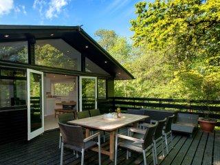47431 Log Cabin in Beaulieu