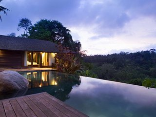Natural Enviroment 5 Bedroom Villa in Ubud;