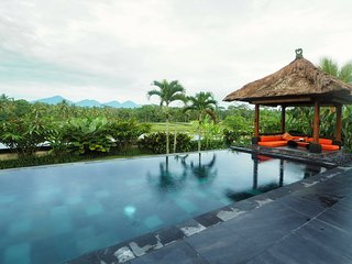 2 Bedroom Villa Surrounded by Paddy Field in Ubud;