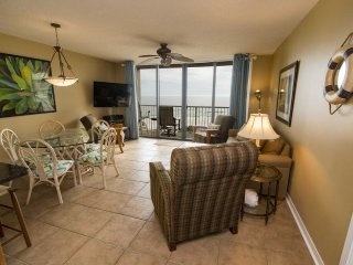 Fall Into A Vacation ~ Great Location ~ Gulf View ~ Seaside Beach & Racquet 5715