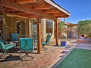 Spacious Bernalillo Home w/Patio & Mountain Views!
