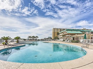NEW! Beachside 2BR Gulf Shores Condo w/Pool Access