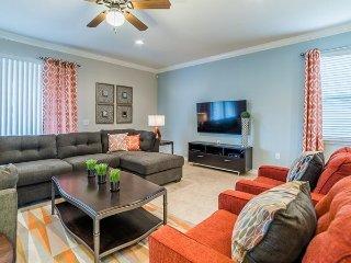 2171TC. Stunning 8 Bedroom Pool Home in Windsor at Westside Resort