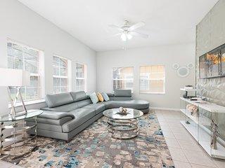 Cozy and modern 4 bedroom villa