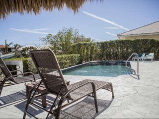 Waterfront Key Colony Beach Home w/Heated Pool & Dock