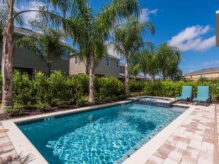 Encore Resort 1142 8 Bedroom Water Park