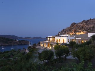 Villa Diamond, Luxury & Style, Patmos