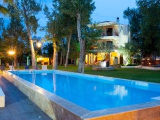 Premium 2 Bedroom Villa | Beach Front [W Villas Halkidiki]