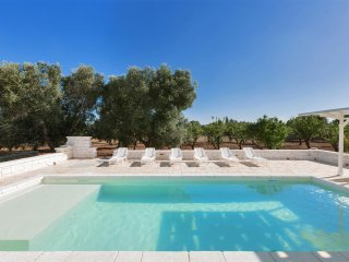 737 Trulli with Pool in Ostuni