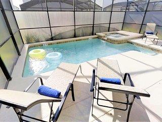 ACO PREMIUM – 6 bd pool, spa & game room (1735)