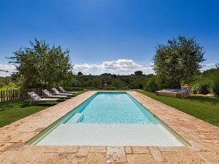 298 Typical House with Pool in Ostuni