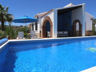 Casa Calida. Villa with private pool and games/cinema room in country location.