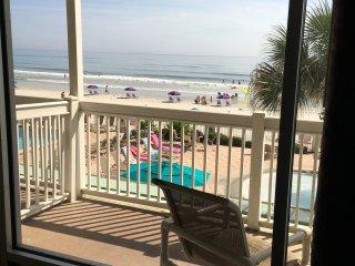 Daytona Beach Resort #25 Ocean Front  One Bedroom Condo