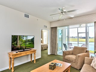Sienna Greenlinks Vacation Rental at the Lely Resort
