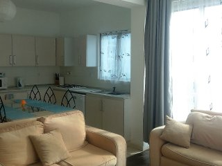 Kyrenia. RiX. Grey&Blue Apartment