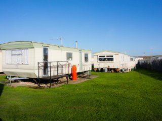 Mablethorpe Holiday Caravan 303, Happy Days Seaside, Trusthorpe