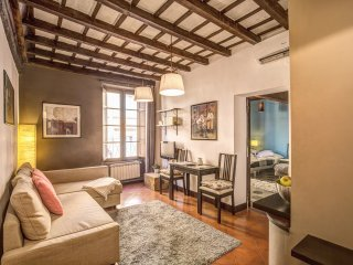 Pantheon 2 real bedroom apt AC / Wifi (CENTRAL)