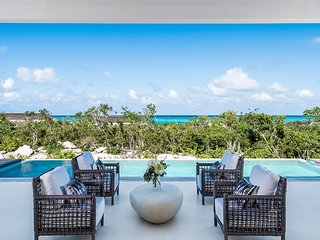 Beach Enclave Oceanview Villa 9 - 4 Bedroom