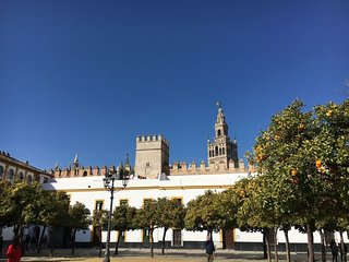 The best place to be in Seville