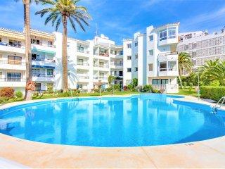 Apartamento Las Palmeras, Moderno, cerca de la Playa