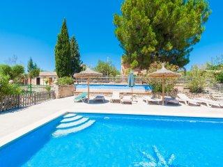 Villa Canyamel, Dos hermosas Casas con Piscina