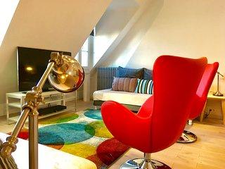 Montmartre Suite - 2 bedrooms - 6 sleeps