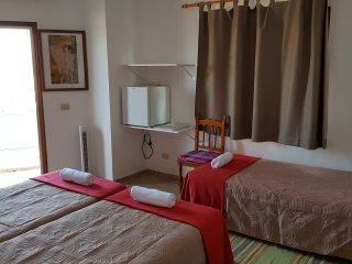 Habitación 301 Pensión Alcalá