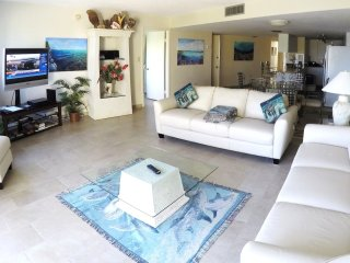 BREATHTAKING-Oceanfront-Pools-Beach-Tennis-Snorkel-Family Friendly-Free WiFi