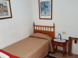 Habitación 304 Pensión Alcalá