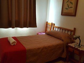 Habitación 305 Pensión Alcalá