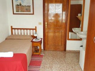 Habitación 306 Pensión Alcalá