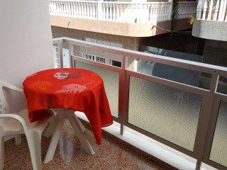 Habitación 206 Pensión Alcalá