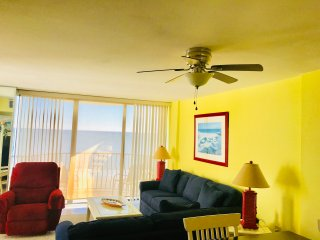 Breathtaking Views! Direct Oceanfront 3BD 2BA Condo Book Your Vacay Today!
