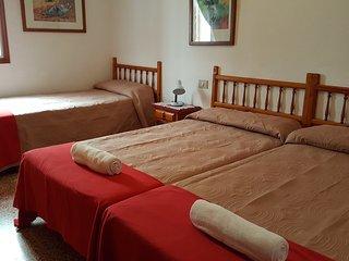 Habitacion 208 Pension Alcala