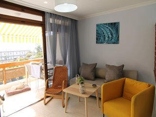 Nice, cozy apartment on the beach of San Agustin