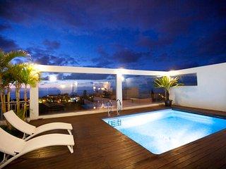 Villa de lujo con piscina y maravillosas vistas