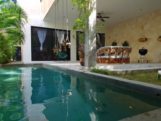RELAXING CASA TZALAM 3BR SURROUNDED BY NATURE BY HAPPY ADDRESS