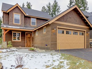 Year Round Specials! Brand New Suncadia Cottage! 3BR + Loft | 3.5BA | WiFi